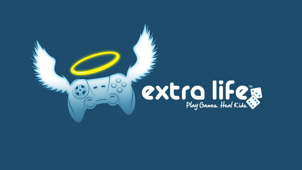 Playing for a Cause : Extra-Life