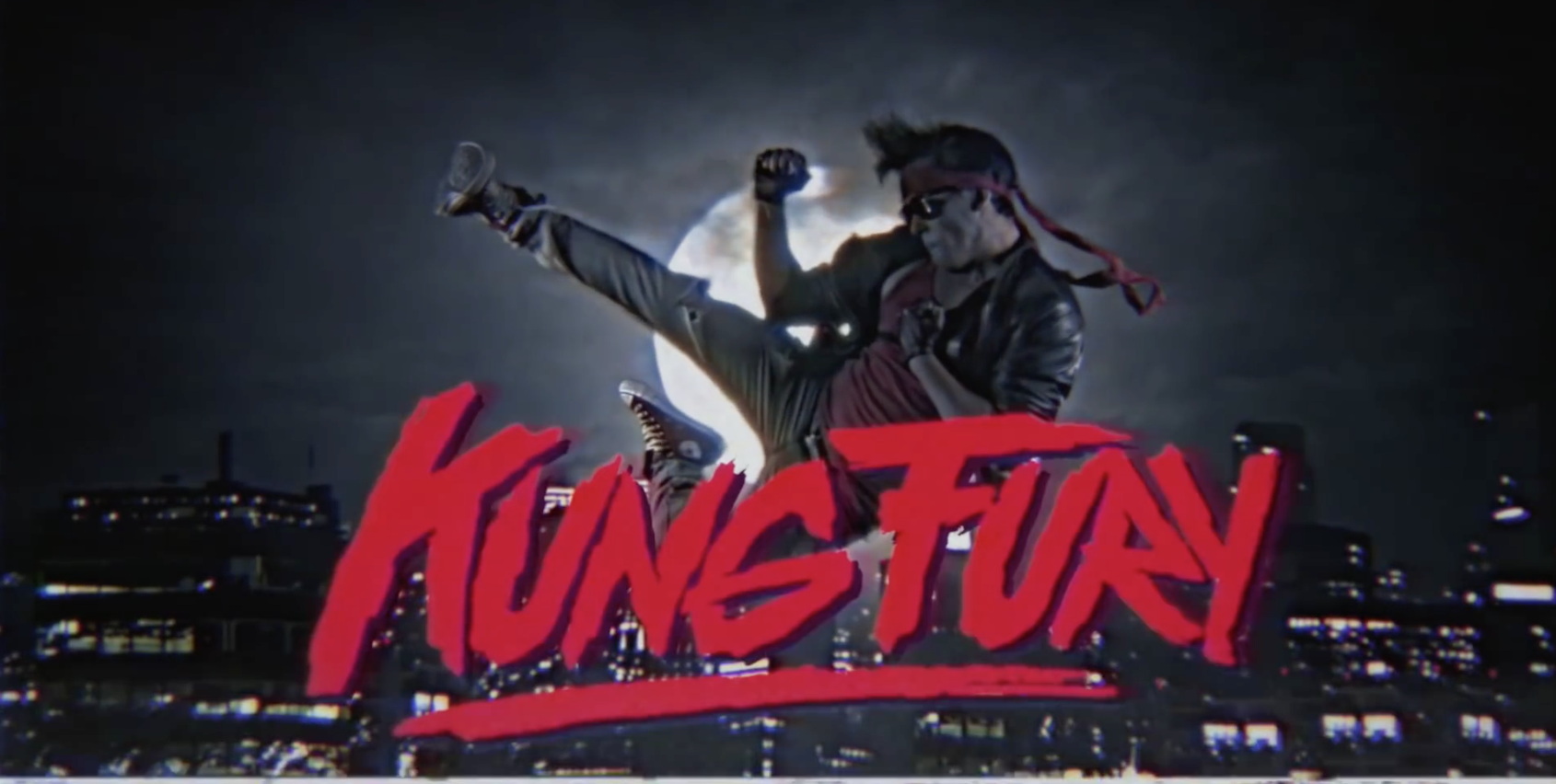 Kung Fury : Learning to Hate Laser Raptors