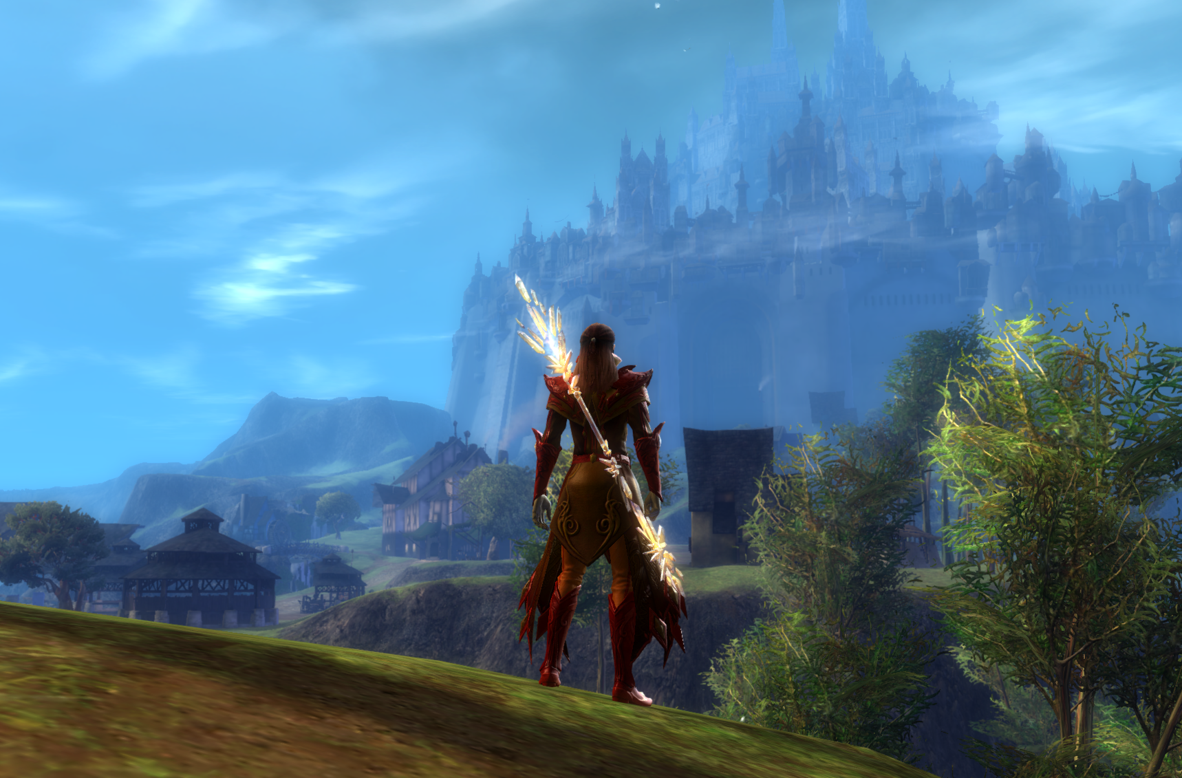 Different, better and worse : Guild Wars 2
