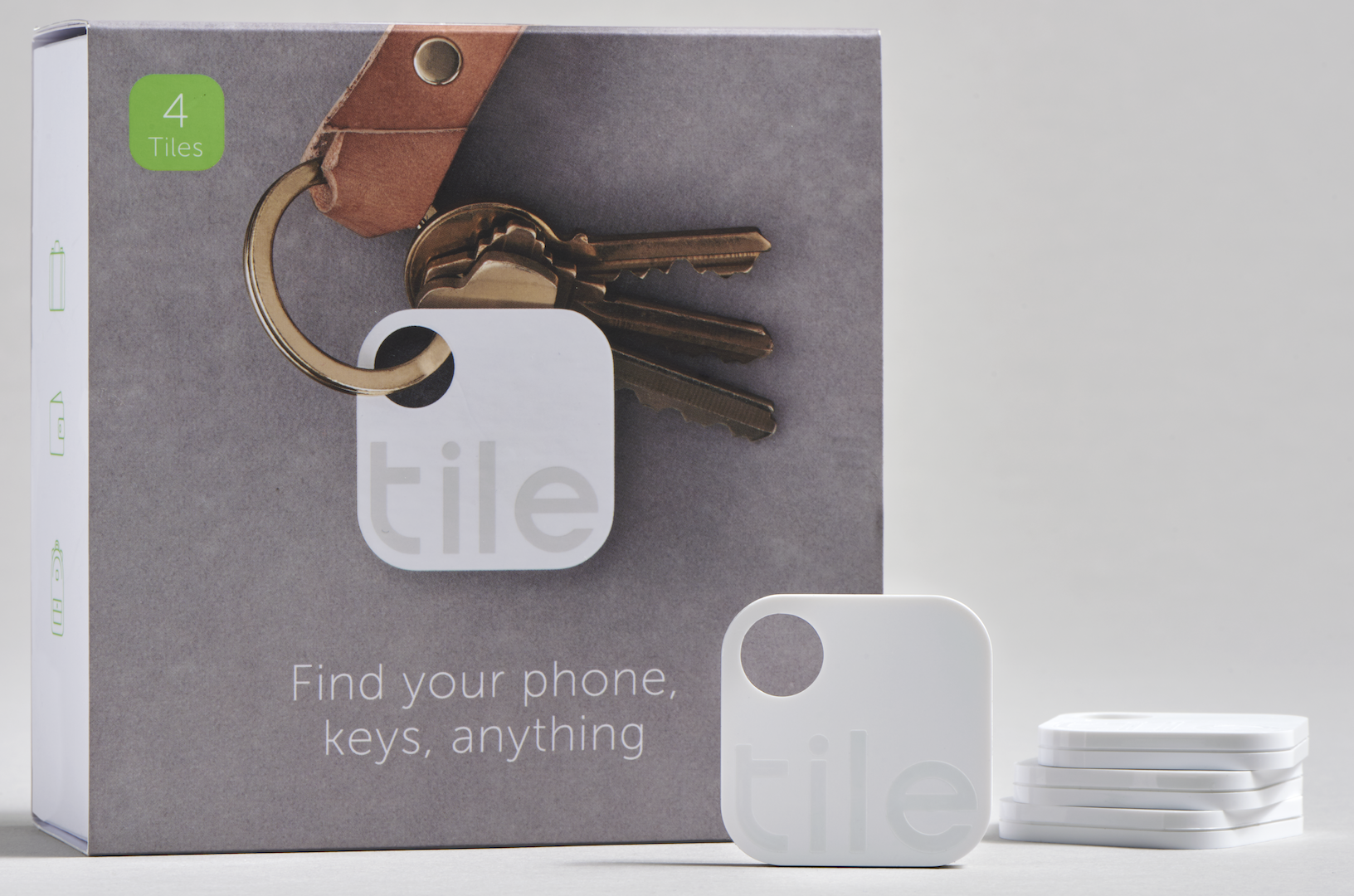 Tile : Never Lose Your Keys Again