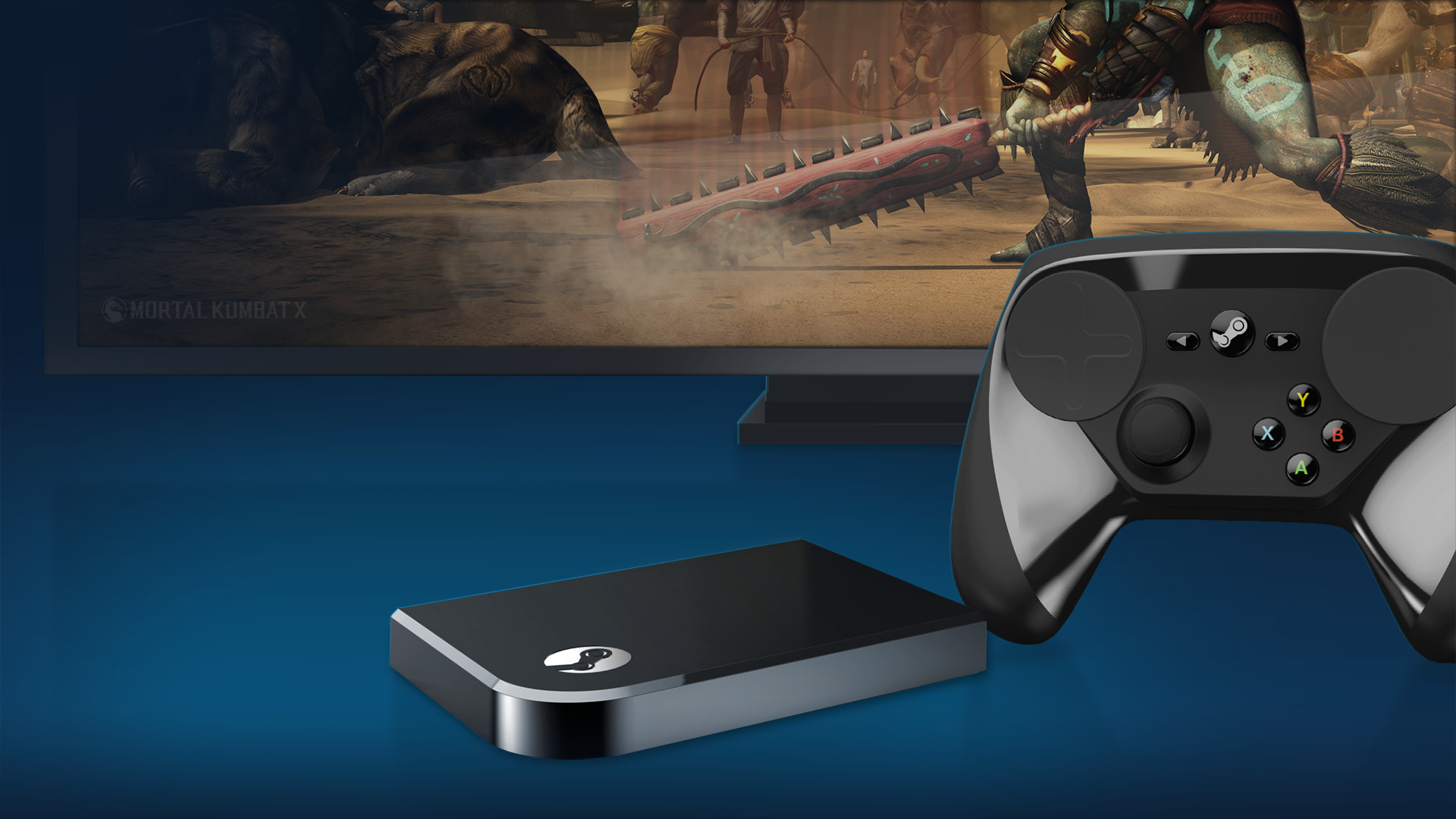 Steam Link and Controller