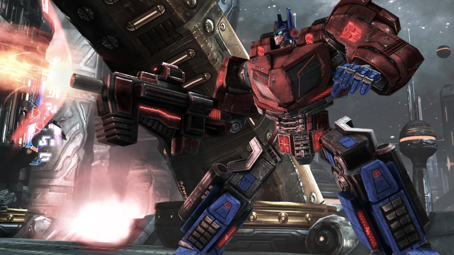 Transformers, War for Cybertron